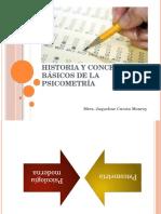 Introducción a La Historia y Conceptos Básicos De