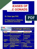 Enfermedades de Las Gonodas