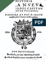 Perez Villagra - Historia Nueva Mexico