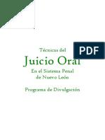Manual Tecnicas Divul Nuevo Leon