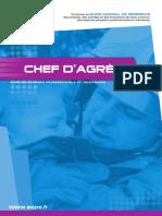 ASPS - Manuel Chef d Agres - V.1.1 - Janvier 2009