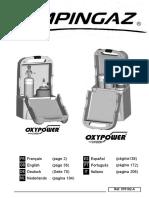 Ifu 075192-A - Oxypower Cv60-Cv220
