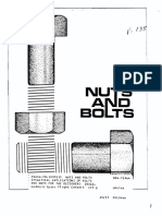 NASA - Practical Applications of Nuts and Bolts for the Designer