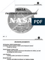 NASA - Fastener Design Course - Barrett