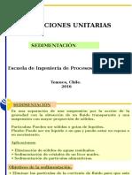 Sedimentación 1