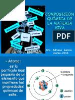 3-Composicion Quimica de La Materia Viva-2016