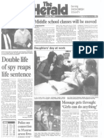 North Middle School Closure -- Herald 04.29.1994