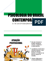 Psicologia Do Brasil Contemporanea