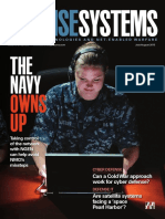 Defense Systems - July-August