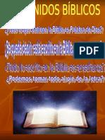 Contenidos Bíblicos