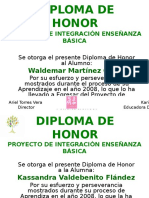 DIPLOMA DE HONOR.ppt