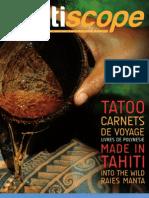 Tahitiscope n°2 - mai 2010