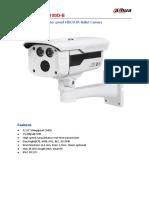 Camara HFW1100D B6mm