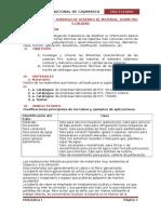 Especificaciones Técnicas de Tuberias Pvc y Clasificación de Bombas Hidráulicas
