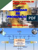 Clase 3 Pcp Capacidad Produccion 2015-2