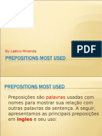 Prepositions Most Used26520091055