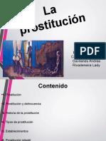 La Prostitucion Precentacion