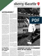 Strawberry Gazette Issue 3