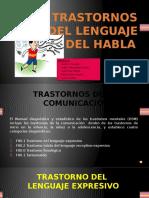 exposición_trastornos del lenguaje y del habla
