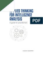 Intelligence manual 2