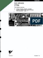 Yaskawa Reguladores Cacr Tse-s800-11.1e