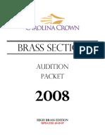 08 High Brass Pack