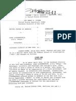 Lichtenstein court documents
