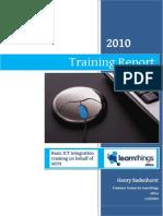 learnthings report dipetliwana 2-5nov2010