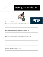 decision making in canada quiz - pdf