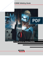 [welding] MIG-MAG Welding Guide - Lincoln Electric (eBook, 48 pages)