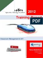 gutjwa ps training report