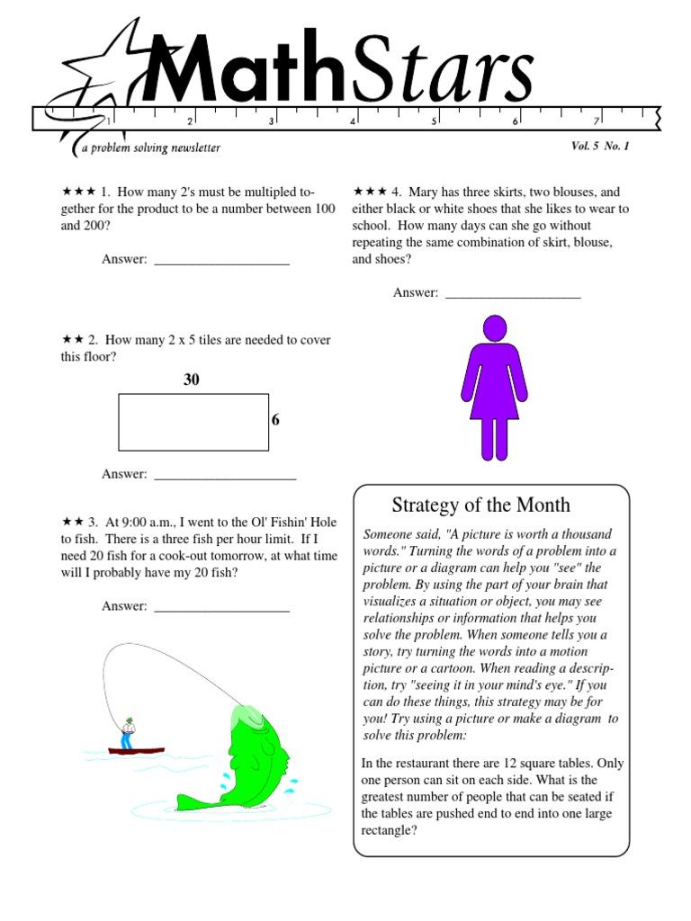 Math Stars Grade 5 | Triangle | Mathematics