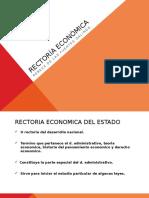 Rectoría Económica