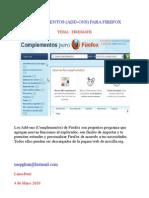 Add-On Firefox Firemath