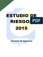 Estudio de Riesgos 2015
