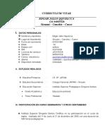 Curriculum Vitae Antiguo (1)