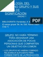 Etimología Del Termino Grupo1