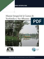 Manejo Integral Cuenca Xochimilco