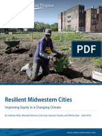 Resilient Midwestern Cities