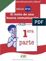 24 El Éxito de Una Buena Comunicación I