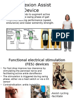 Hip Flexion Assist Device and Functional Electrical Stimulation (1)