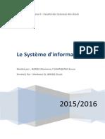 Système d Information