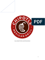 chipotle final paper