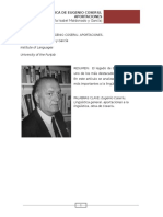 La Linguistica de Eugenio Coseriu