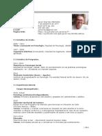 Curriculum Javier Rey Febrero 2016