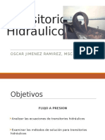 Lecc. 1-2. Curso Transitorios Hidráulicos
