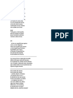 Poemas Machado