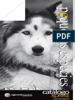 Catálogo xpress - Animales Menores
