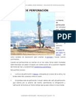 Conocimientos Generales de Ing. Petrolera