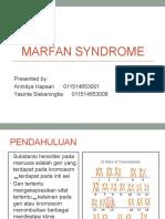 Marfan Syndrome Genetika